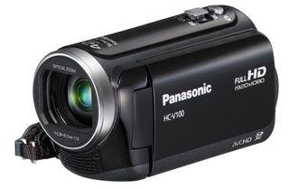 Videocámara Panasonic HC-V100 fullhd 42x como nuev