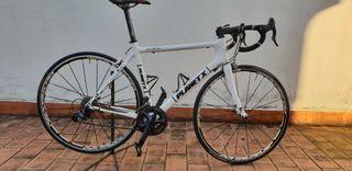 Bicicleta Planet x carbono