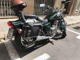 Suzuki marauder 250cc 3850 klm.