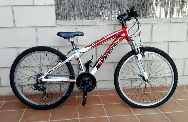 Bicicleta infantil Conor WRC