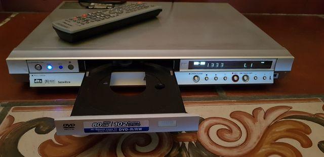 DVD 520H PIONEER GRABADOR