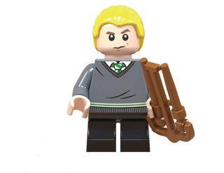 Harry Potter Draco colegial PRECINTADA