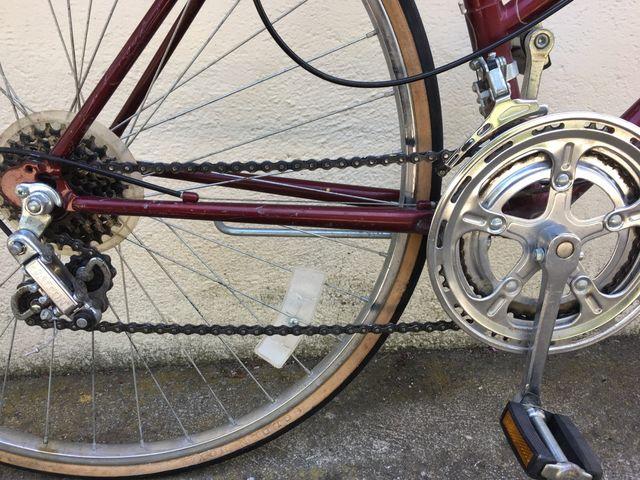 Bicicleta clásica Americana
