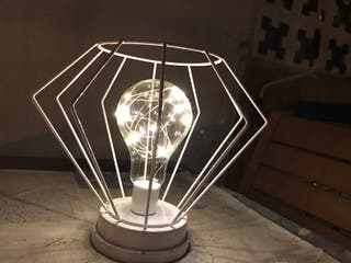 Lámpara luces led