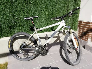 Bicicleta talla 26