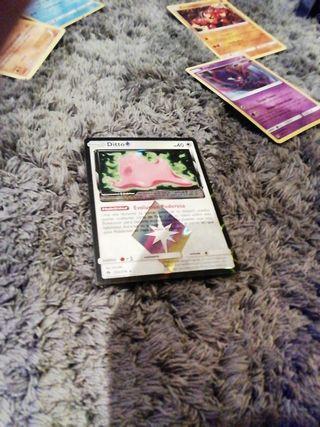 carta prisma pokemon verdadera
