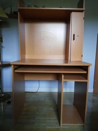 mueble escritorio ordenador pc/ PRECIO NEGOCIABLE