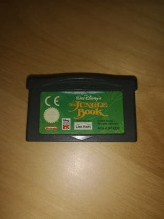 The jungle book game boy