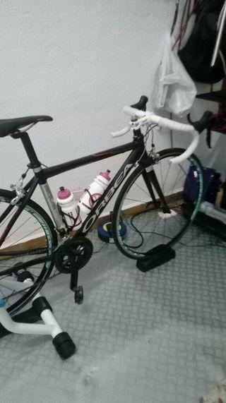 Vendo bicicleta orbea de aluminio
