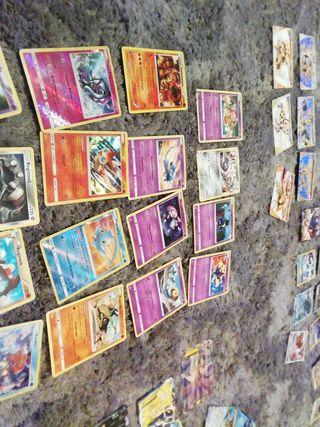 Cartas pokemon legendarias verdaderas