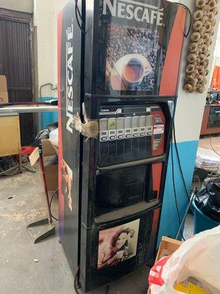 Máquina de café azkoyen nescafe (despiece)
