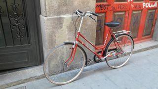 Bicicleta urbana talla grande - Big urban bike