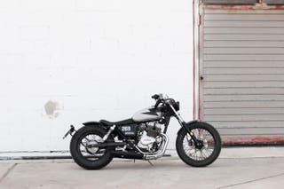 honda rebel 250 tipo cafe racer
