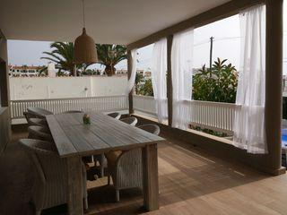 Casa toda recien reformada a 8 minutos de la playa