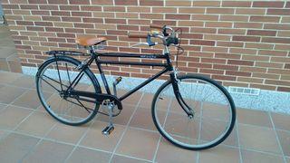 Bicicleta de paseo vintage Monty Amsterdam