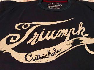 Camiseta Original Triumph