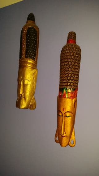 Mascaras Buda
