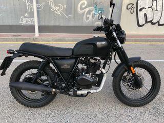 MOTO BRIXTON BX125 X