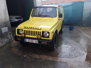 Suzuki sj 410 1985
