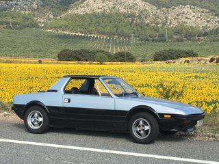 Fiat x1/9 1981
