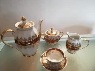 juego café vintage porcelana