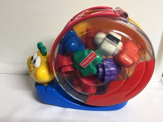 Caracol musical Fisher Price 83