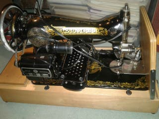 Máquina de coser Singer eléctrica