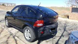 SsangYong Actyon Limited 4 X 4 /2007 oferta