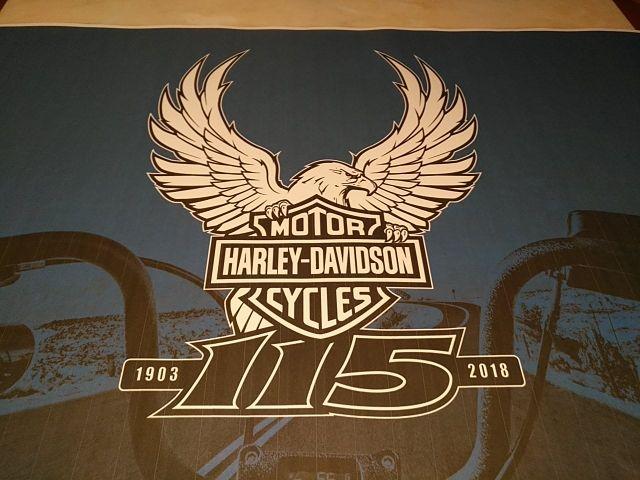Póster Harley-Davidson