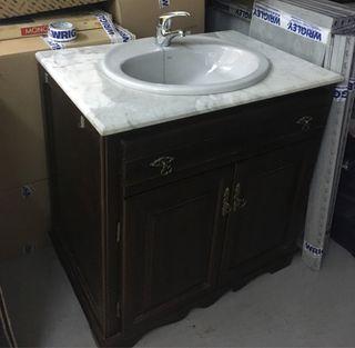 Mueble baño + Armario clasicos