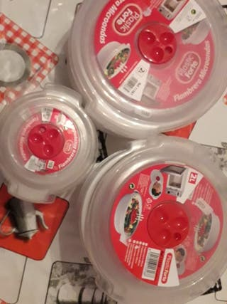 fiambrero microondas