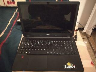 Portátil Acer Aspire E5-551G 8GB Ram, AMD-10 7300
