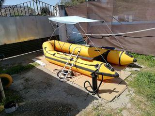 barca neumatica