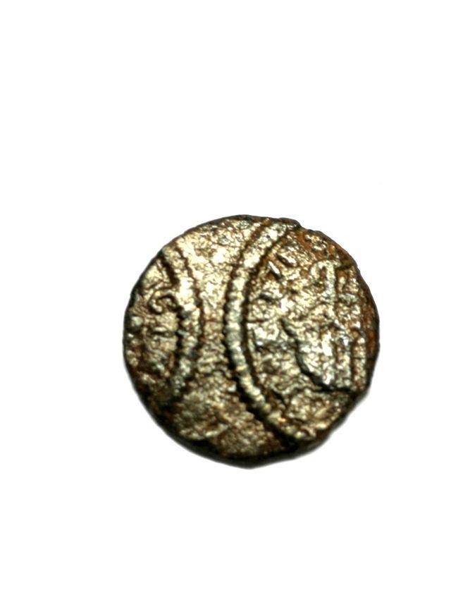 Moneda Medieval Descentrada, N° 019.
