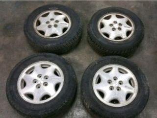 Llantas Subaru Impreza