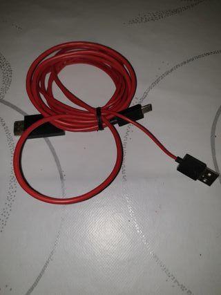 cable hdmi mhl a mini hdmi