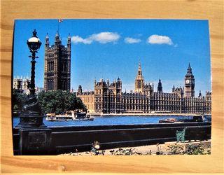 POSTAL 2003 LONDRES