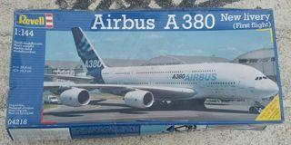 MAQUETA PARA MONTAR AIRBUS A380 DE REVELL