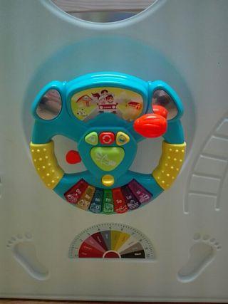 Corralito bebe