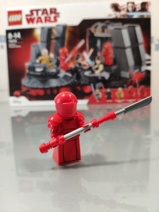 Figura Lego star wars Elite Praetorian Guard
