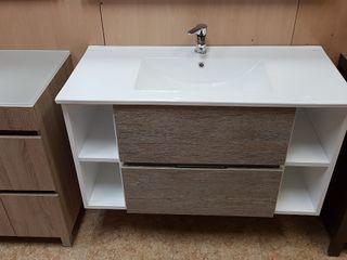 Mueble de baño 100x45 mod M88p