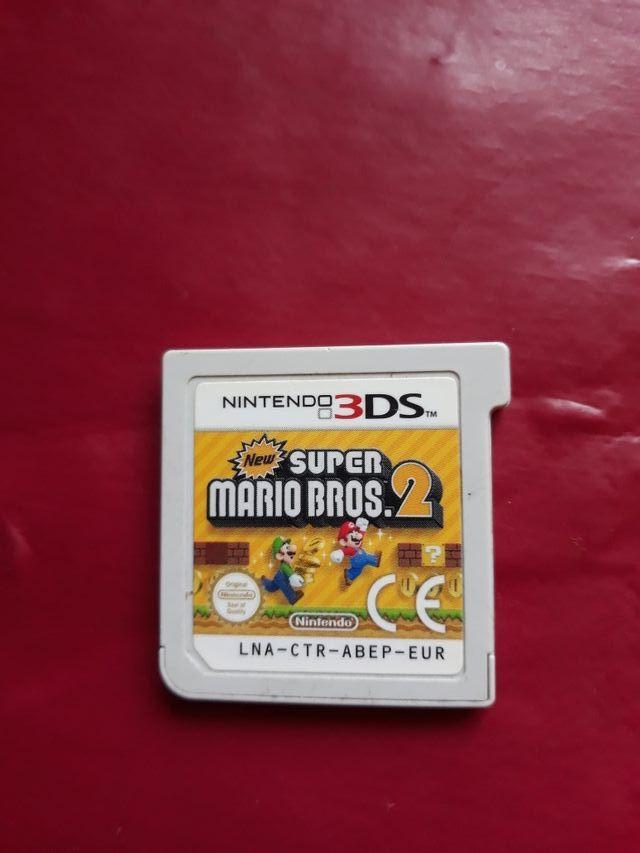 JUEGO SUPER MARIO BROS 2 nintendo 3DS