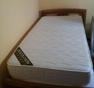 colchón viscoelastico