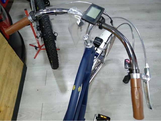 Bicicleta Paseo Electrica.