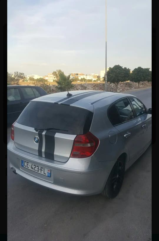 BMW Serie 1 2008