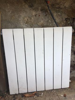 Plaça radiador Gas 7 elementos