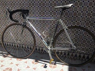 Bicicleta de carretera TOP LINE ALUMINIO
