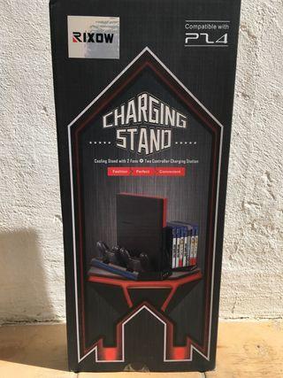 Charging Stand para PS4