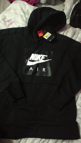 Sudadera con capucha Nike oversize