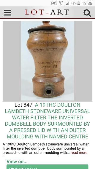 filtro universal agua